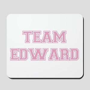 TEAM EDWARD (pink) Mousepad