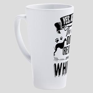 Whippet 17 oz Latte Mug