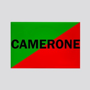 Camerone Rectangle Magnet