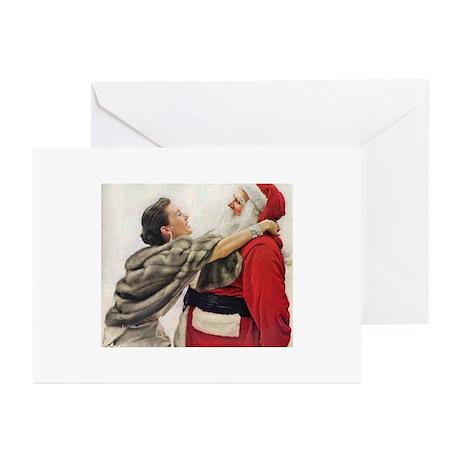 Santa Baby Greeting Cards (Pk of 10)