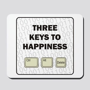 Happiness Mousepad