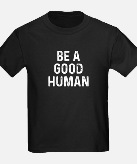 Be Human T