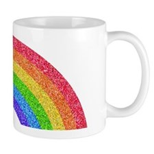 Sparkle Rainbow Mug