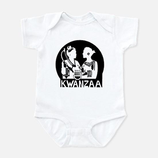 Kwanzaa Gift Infant Creeper