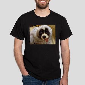 Cute Puppy Dark T-Shirt