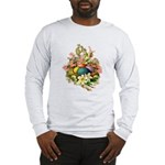 Springtime Easter Basket Long Sleeve T-Shirt