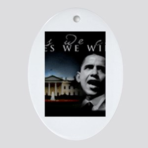 obama Oval Ornament