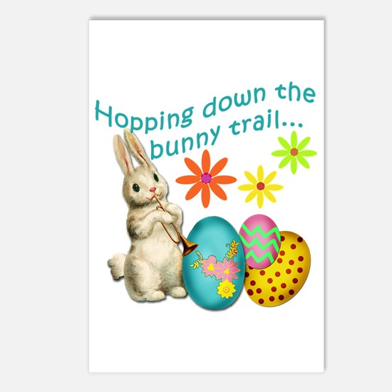 Hopping Down the Bunny Trail Postcards (Package of