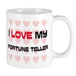 I Love My Fortune Teller Mug
