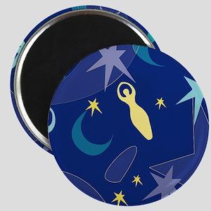 Moon Goddess Magnet