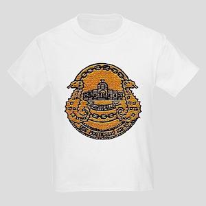 USS MONTICELLO Kids Light T-Shirt