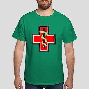 AFMS Enlisted Medical Dark T-Shirt