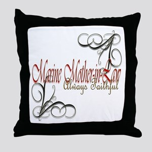 Swirl Mother-In-Law Throw Pillow