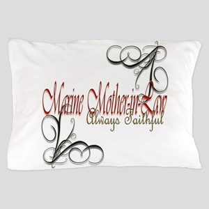 Swirl Mother-In-Law Pillow Case
