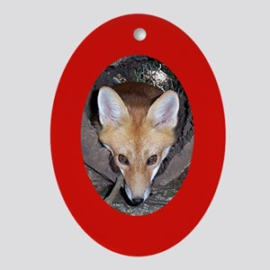 Fox Kit Ornament