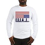 O*B*A*M*A Long Sleeve T-Shirt
