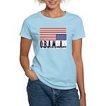 O*B*A*M*A Women's Light T-Shirt