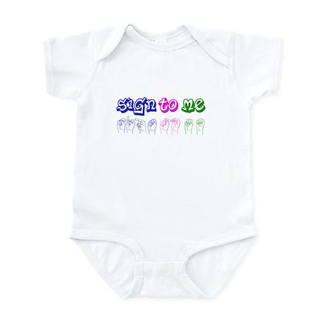 Sign to Me Infant Bodysuit