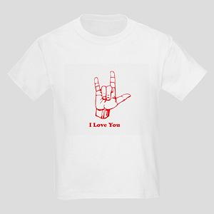 I love You Kids Light T-Shirt