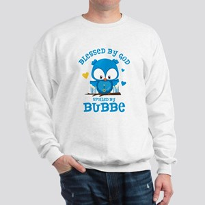 Blessed Owl Bubbe Sweatshirt