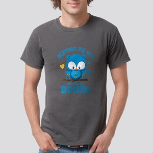 Blessed Owl Bubbe Mens Comfort Colors® Shirt