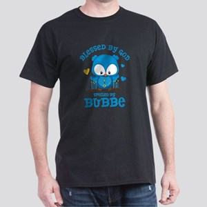 Blessed Owl Bubbe Dark T-Shirt