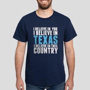 Beto Texas Quote Dark T-Shirt
