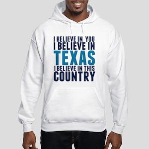 Beto Texas Quote Hooded Sweatshirt