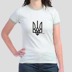 Tryzub Jr. Ringer T-Shirt