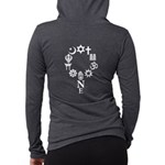 Back Logo - Unity Womens Long Sleeve T-Shirt