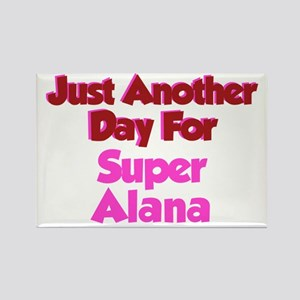 Another Day Alana Rectangle Magnet