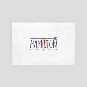 Hamilton 4' x 6' Rug