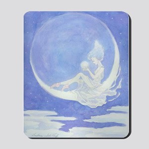 Crescent Moon Ballet Mousepad