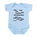 Brap Brap Brap - Infant Bodysuit by BoostGear.com