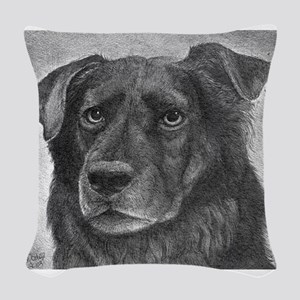 Lilly Woven Throw Pillow