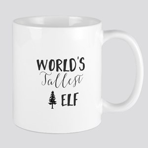 World's Tallest Elf Mugs