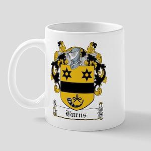 Burns Coat of Arms Mug