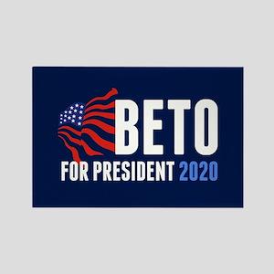 Beto for President 2020 Rectangle Magnet
