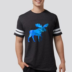 Moose Make Me Happy Cute I Love Alaska Moo T-Shirt