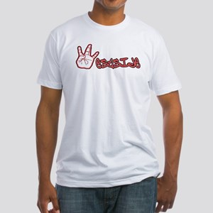 New Section Fitted T-Shirt