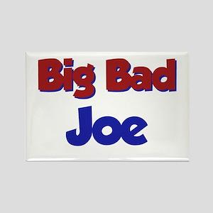 Big Bad Joe Rectangle Magnet