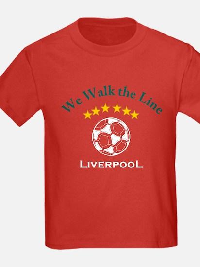 We Walk the Line T