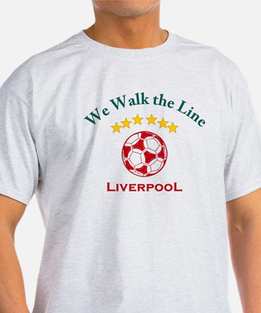 We Walk the Line T-Shirt