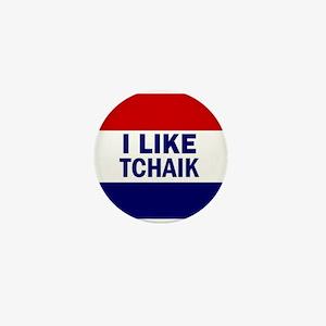 """I Like Tchaik"" Tchaikovsky Mini Button"