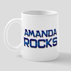 amanda rocks Mug