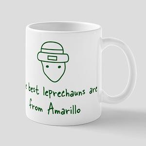 Amarillo leprechauns Mug
