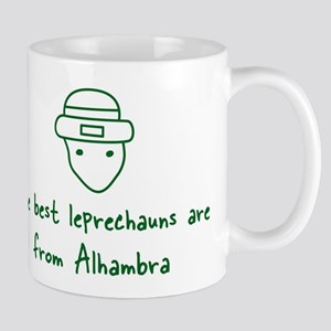 Alhambra leprechauns Mug