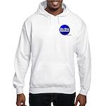 Big Blue Hooded Sweatshirt