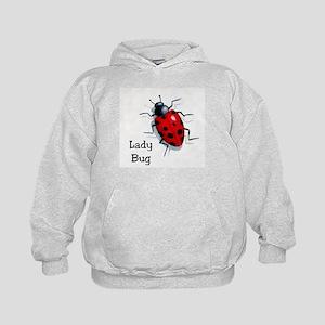 Ladybug Kids Hoodie