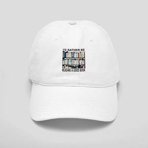 BOOK LOVER Cap